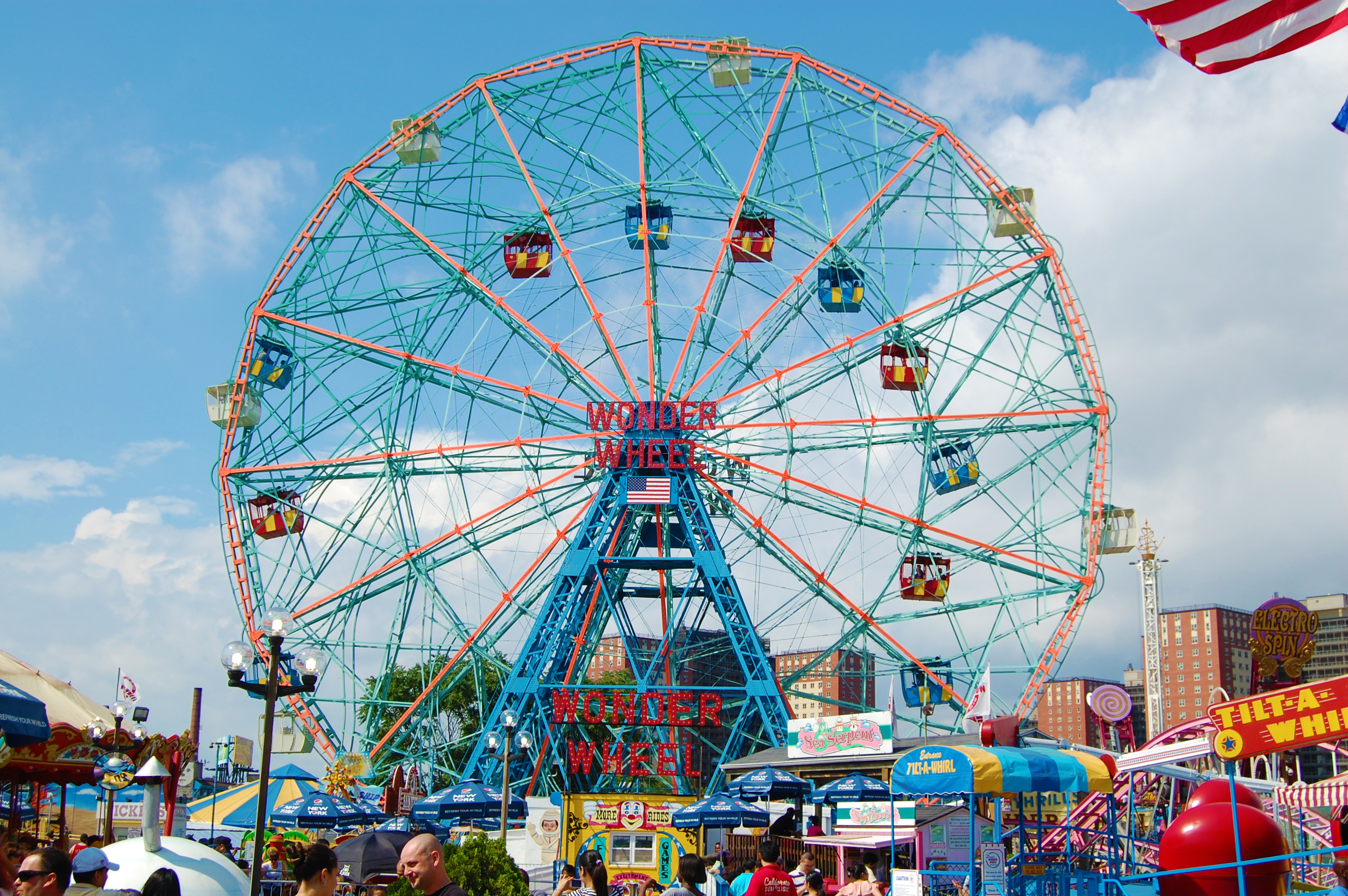 Coney Island Events July